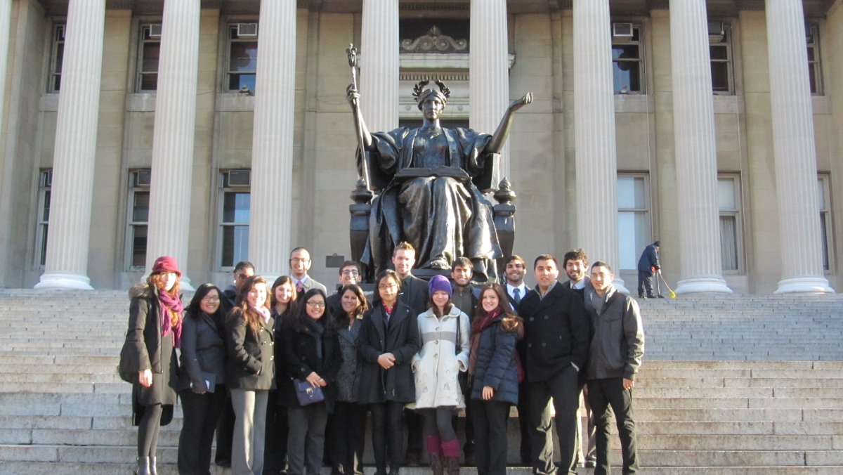 2013-2014 Columbia University Writing Supplement
